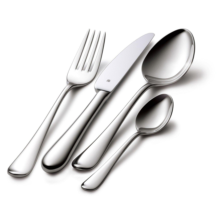 Онлайн каталог PROMENU: Набор приборов столовых WMF SIGNUM, серебристый, 24 предмета WMF 12 1900 9993 sp