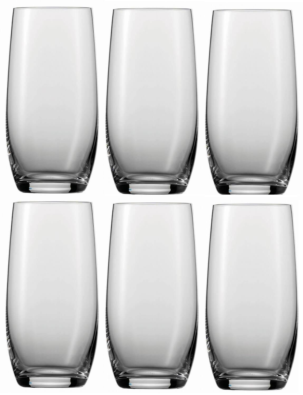 Онлайн каталог PROMENU: Набор стаканов  Schott Zwiesel BANQUET, объем  0,42 л, прозрачный, 6 штуки                               974258_6шт