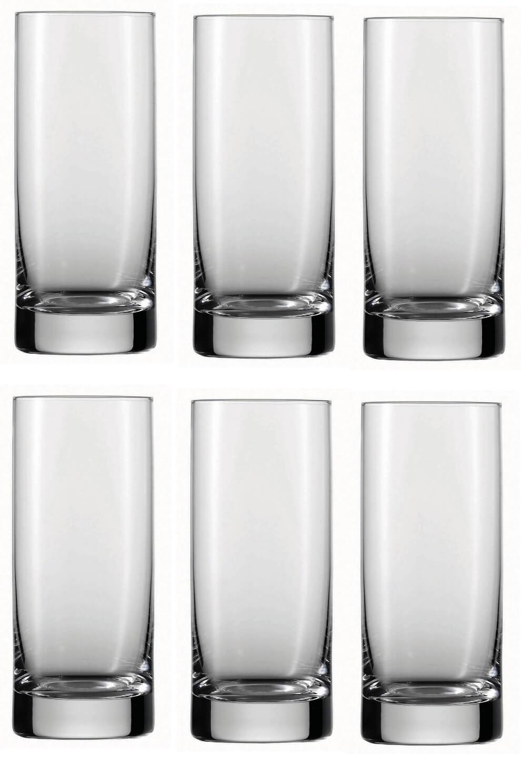Онлайн каталог PROMENU: Набор стаканов Schott Zwiesel PARIS, объем 0,311 л, прозрачный, 6 штук                               571703_6шт