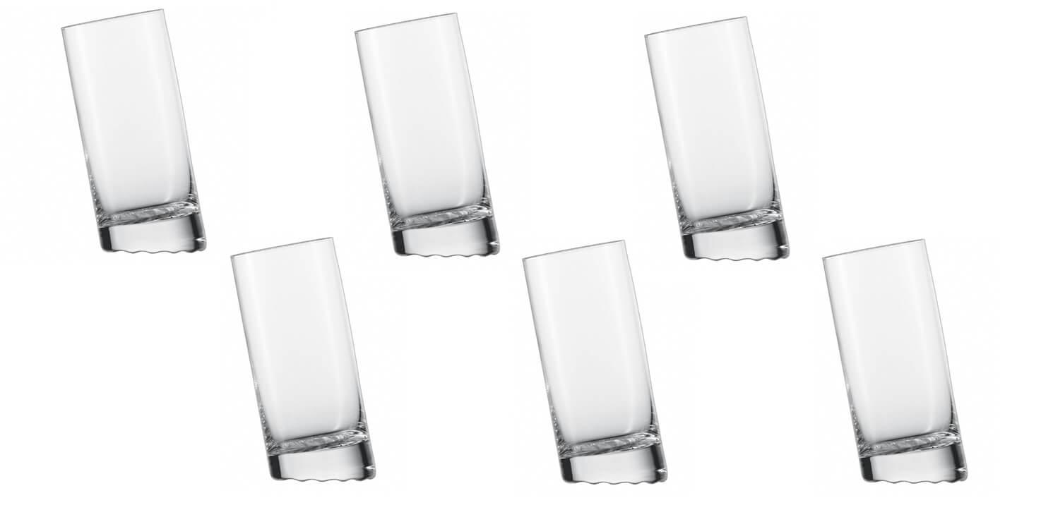Онлайн каталог PROMENU: Набор стаканов Schott Zwiesel 10 Grad, объем  0,375 л, 6 шт.                                   145077_6шт