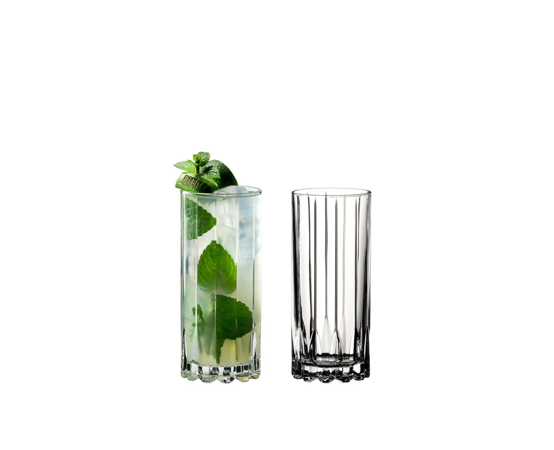 Онлайн каталог PROMENU: Набор стаканов для коктейлей HIGHBALL Riedel BAR DSG, высота 15,4 см, объем 0,31 л, прозрачный, 2 штуки                                   6417/04