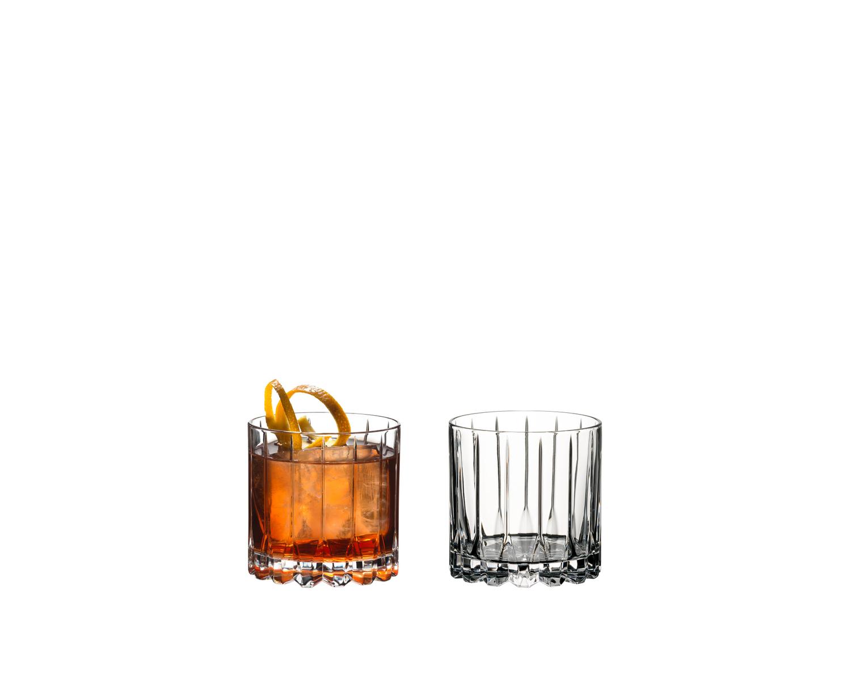 Онлайн каталог PROMENU: Набор стаканов для виски Riedel BAR DSG, высота 8,3 см, объем 0,283 л, прозрачный, 2 штуки                               6417/02