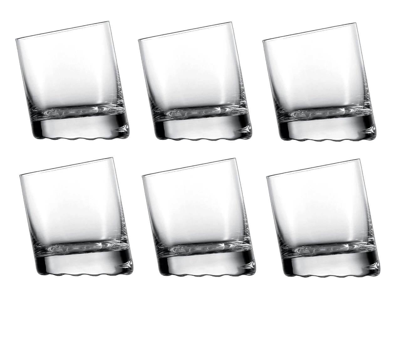 Онлайн каталог PROMENU: Набор стаканов для виски Schott Zwiesel 10 Grad, объем 0,325 л, 6 шт.                               145063_6шт