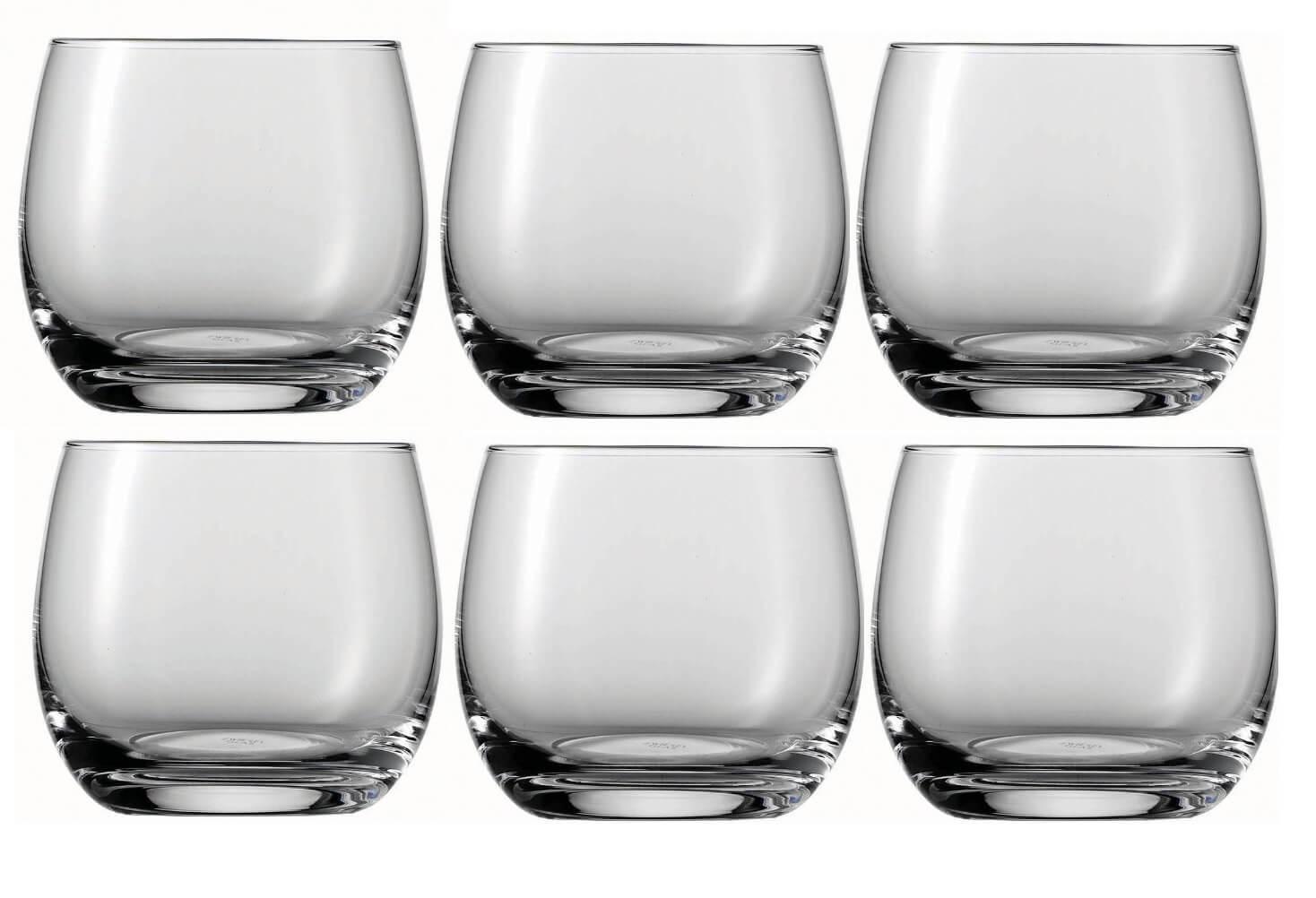 Онлайн каталог PROMENU: Набор стаканов для виски Schott Zwiesel Banquet, объем  0,4 л, 6 шт.                               128075_6шт