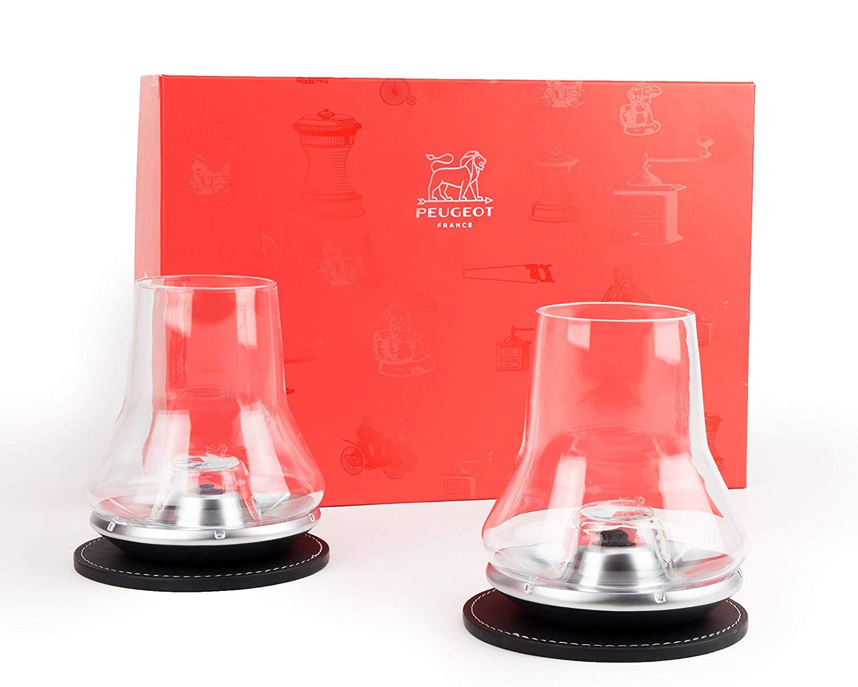 Онлайн каталог PROMENU: Набор из 2 стаканов для виски с охладительными элементами в подарочной упаковке Peugeot X'MAS PACKS, 2 штуки                               266110
