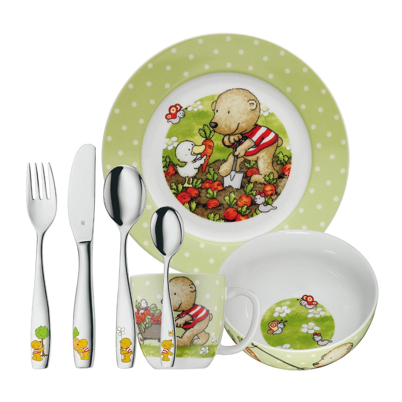 Онлайн каталог PROMENU: Набор столовый детский WMF, 7 предметов WMF 12 9630 9974