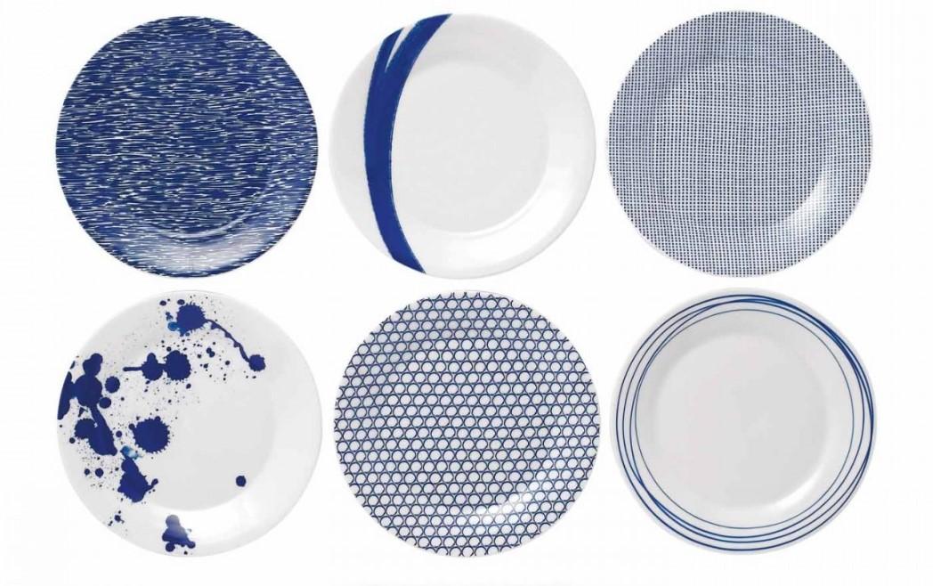 Онлайн каталог PROMENU: Набор тарелок Royal Doulton, 23 см, 6 шт.                                   40009468