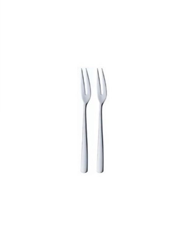 Онлайн каталог PROMENU: Набор вилок для мяса WMF Bistro, 2 шт. WMF 12 8797 6040