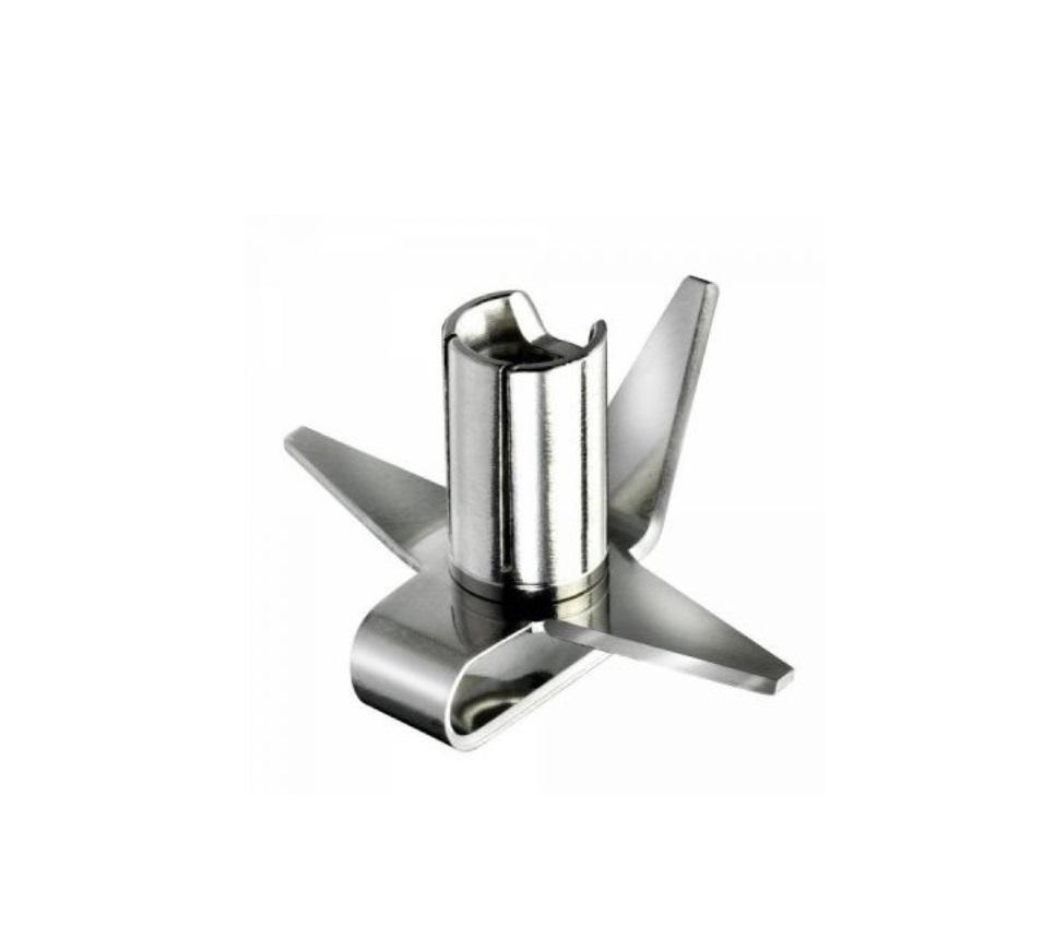 Онлайн каталог PROMENU: Насадка многофункциональная из нержавеющей стали для блендеров BAMIX, серебристая                               794.001