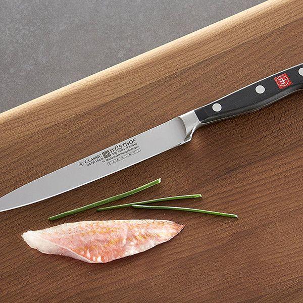 Нож для рыбного филе 20 см Wuesthof Classic  (4518/20) Wuesthof 4518/20 фото 5