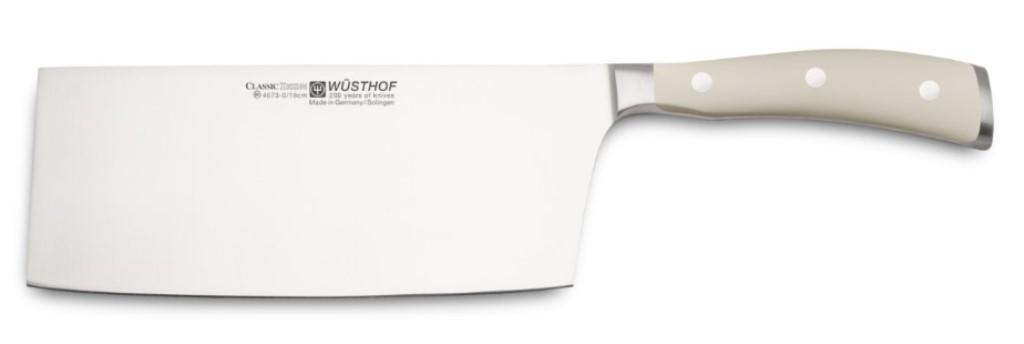 Онлайн каталог PROMENU: Нож шеф-повара китайский Wuesthof Classic, 18 см Wuesthof 4673-0/18