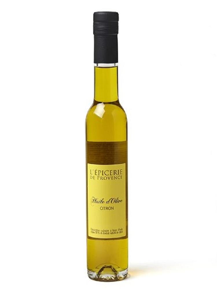 Онлайн каталог PROMENU: Оливковое масло с экстрактом лимона L'Epicerie de Provence, 200 мл                               19HUP039PO