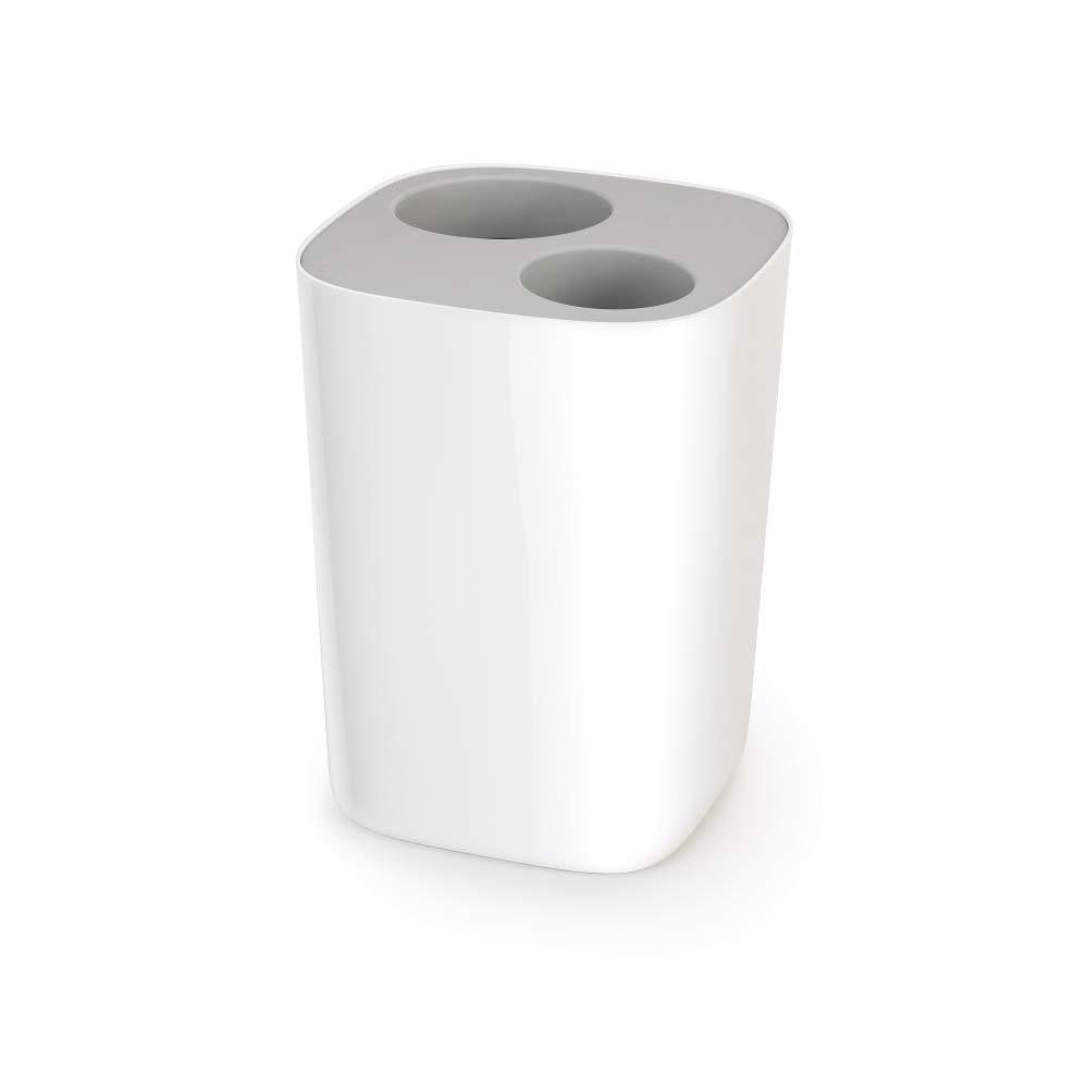 Онлайн каталог PROMENU: Органайзер для мусора Split Joseph Joseph BATHROOM, 21х21х28 см, объем 8 л, серый                                                  Joseph Joseph 70514