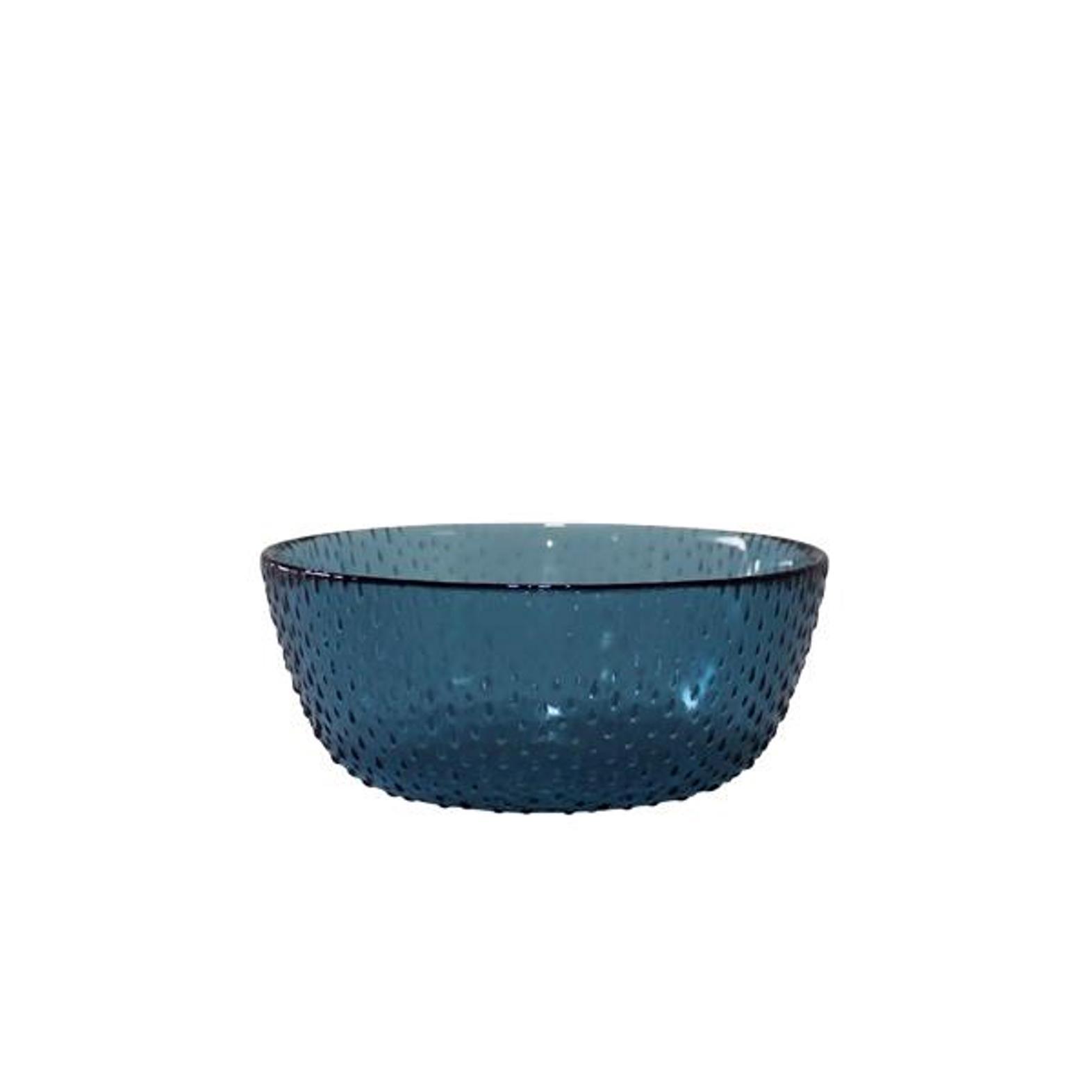 Онлайн каталог PROMENU: Пиала Aida RAW, диаметр 20,5 см, высота 8 см, прозрачный синий                               15075