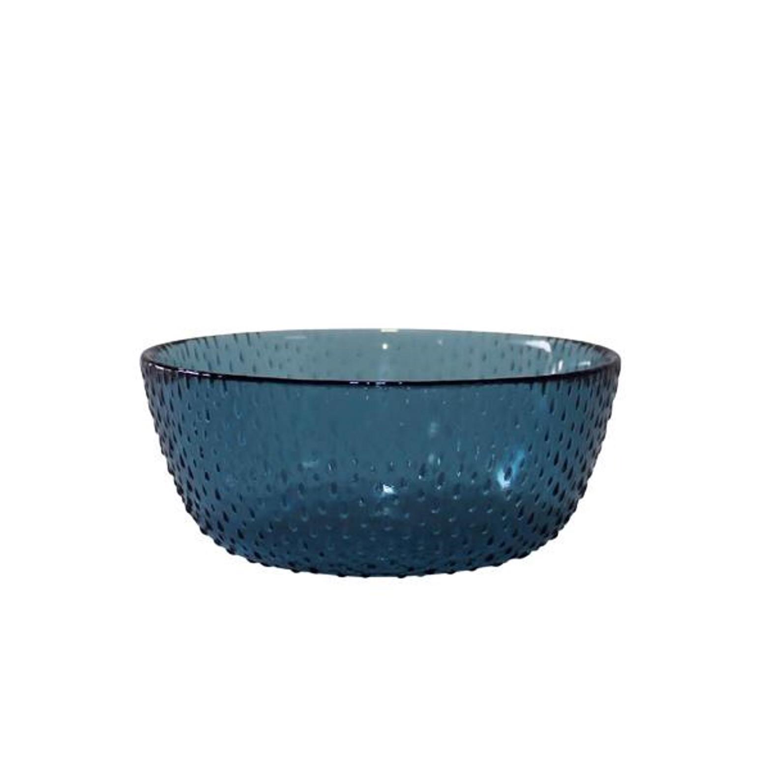 Онлайн каталог PROMENU: Пиала Aida RAW, диаметр 26,5 см, высота 9 см, прозрачный синий                               15076