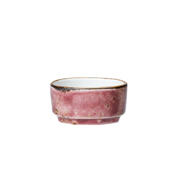Онлайн каталог PROMENU: Пиала фарфоровая Steelite CRAFT RASPBERRY, диаметр 6,5 см, розовый