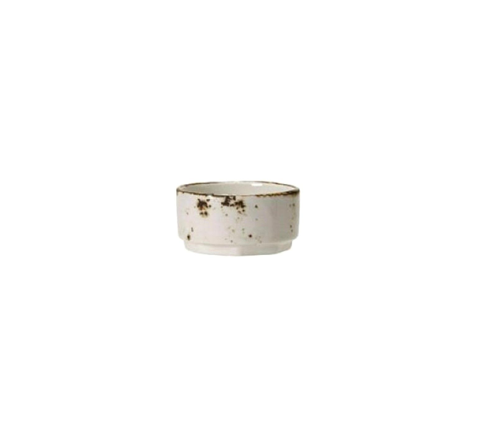 Онлайн каталог PROMENU: Пиала фарфоровая Steelite CRAFT WHITE, диаметр 6,5 см, белая