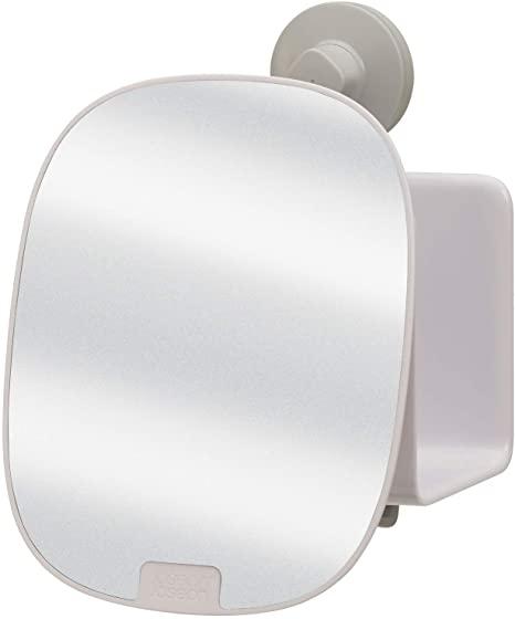 Онлайн каталог PROMENU: Полочка для душевых кабин с регулируемым зеркалом Joseph Joseph EASYSTORE, белый Joseph Joseph 70547