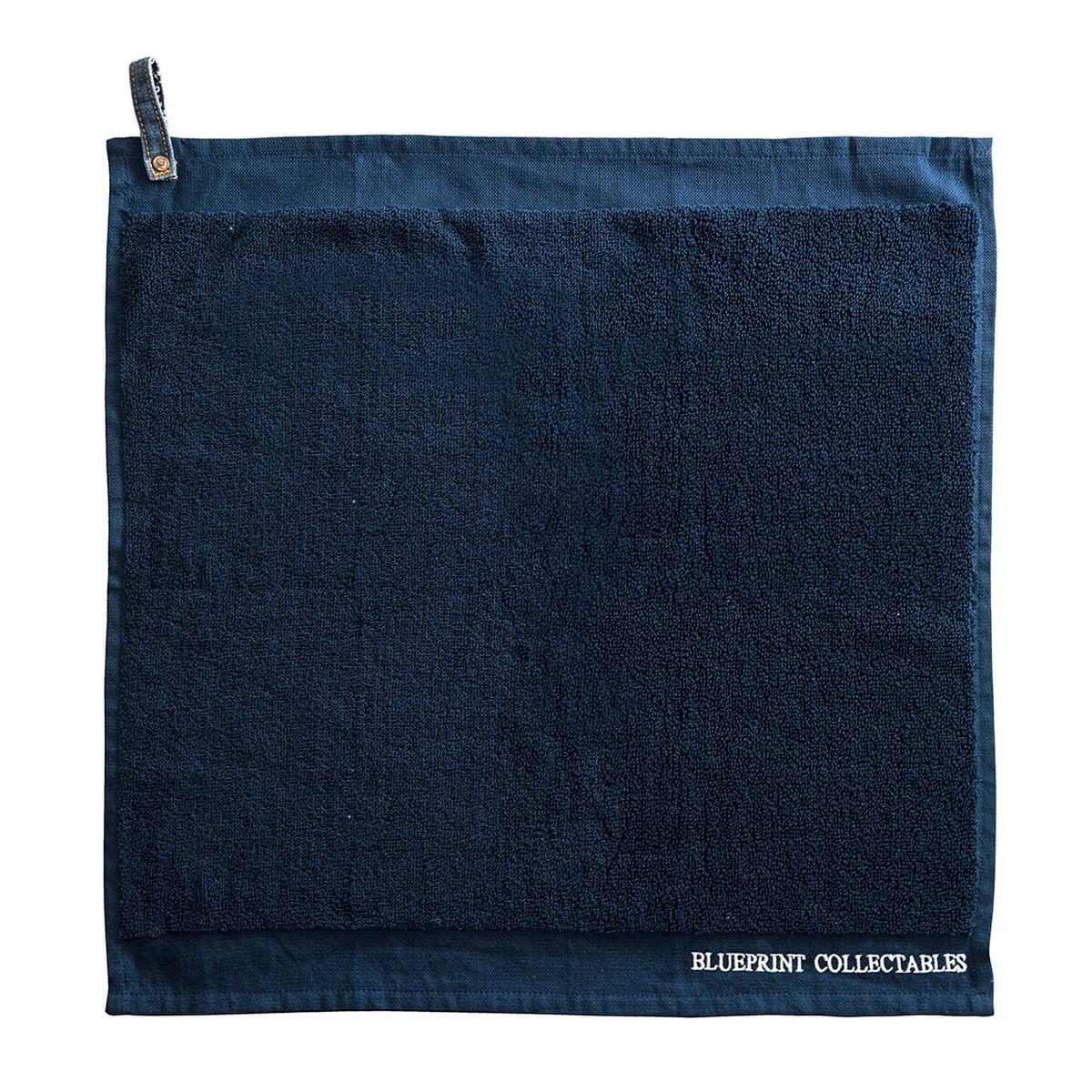 Онлайн каталог PROMENU: Полотенце для рук Laura Ashley BLUEPRINT, 50х50 см, темно-синий                                   178130