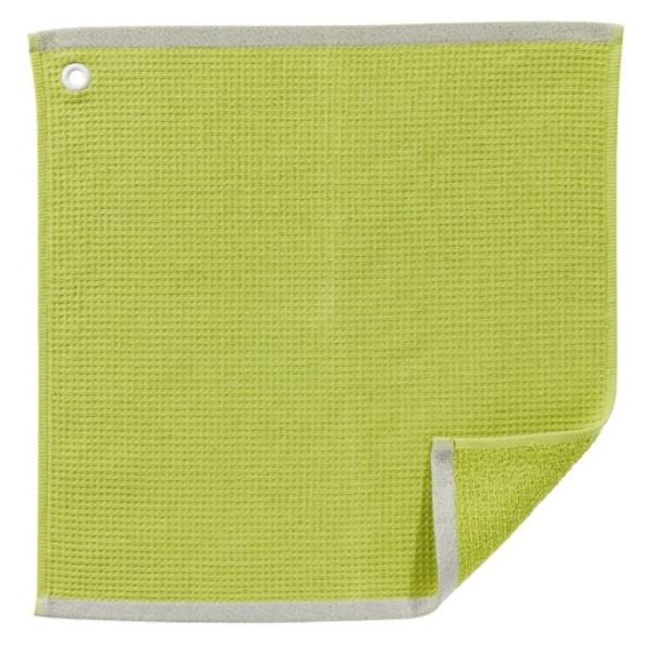 Онлайн каталог PROMENU: Полотенце для рук Winkler TECHNIQUE , 50х50 см, зеленый Winkler 4645020000