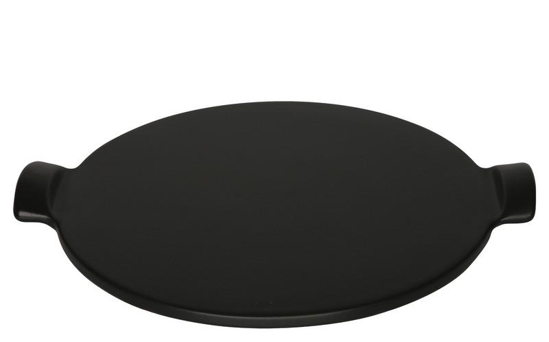 Онлайн каталог PROMENU: Противень для пиццы Emile Henry, 35,5 см, черный                               717514
