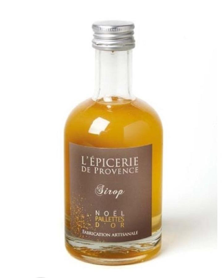 Онлайн каталог PROMENU: Рождественский сироп (пряный мандарин) с золотыми блестками L'Epicerie de Provence L'Epicerie de Provence 19SIN013ET