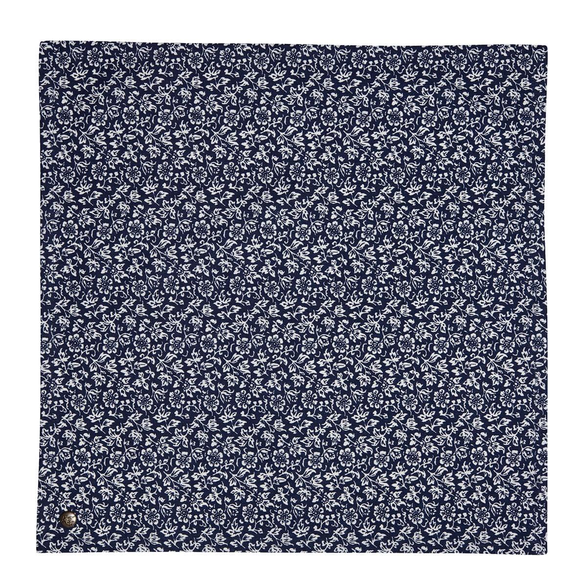 Онлайн каталог PROMENU: Тканевая салфетка Laura Ashley BLUEPRINT, 45х45 см, синий в мелкий цветок Laura Ashley 178441