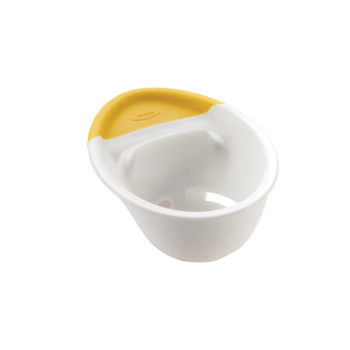 Сепаратор для яиц OXO COOKING UTENSILS, 4х12х22 см, белый OXO 1147780 фото 0