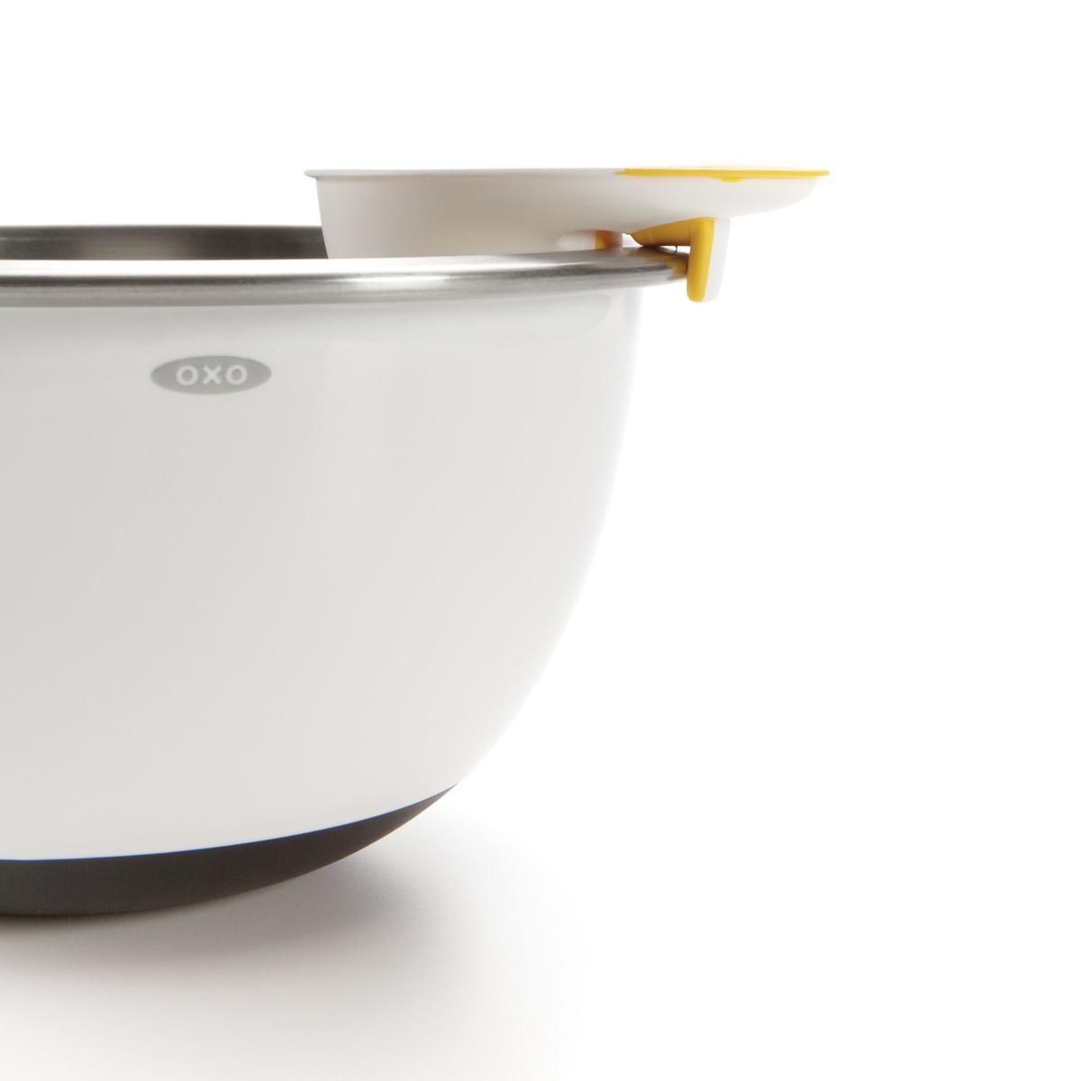 Сепаратор для яиц OXO COOKING UTENSILS, 4х12х22 см, белый OXO 1147780 фото 6