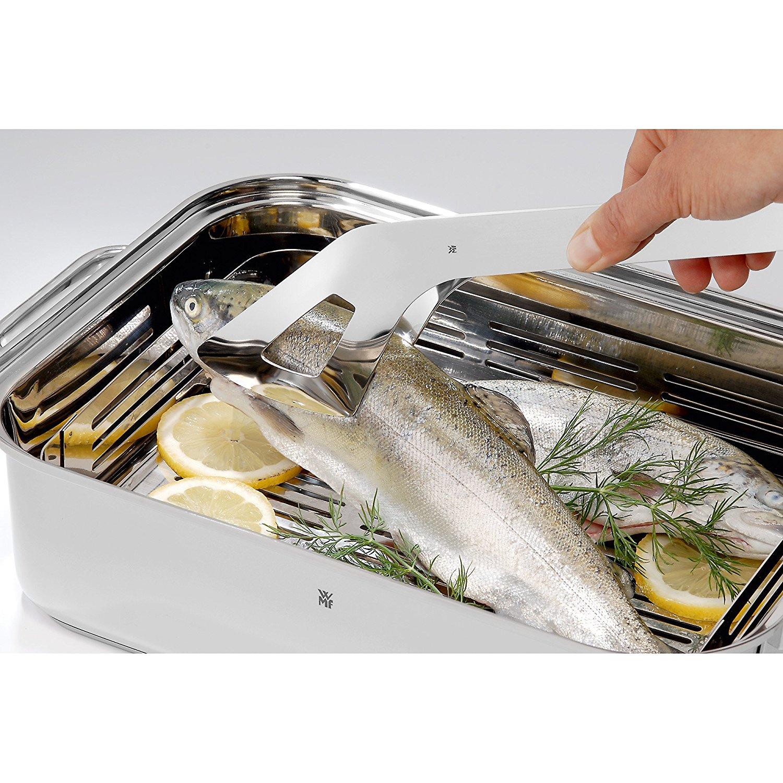 Щипцы кухонные WMF Bistro, длина 25 см WMF 12 9232 6040 фото 10