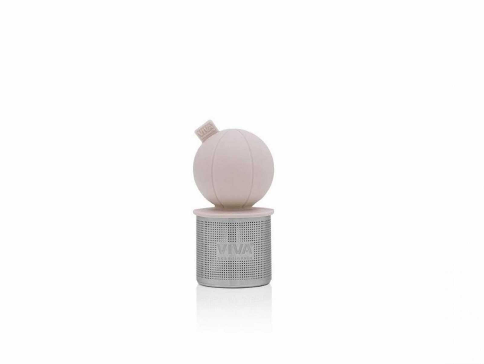 Онлайн каталог PROMENU: Ситечко для заварки чая Viva Scandinavia INFUSION Peach, розовый                               V77649