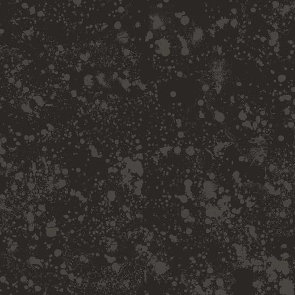 Онлайн каталог PROMENU: Скатерть из хлопка Aida RAW, 140х270 см, черная в cветлую точку                               15632w