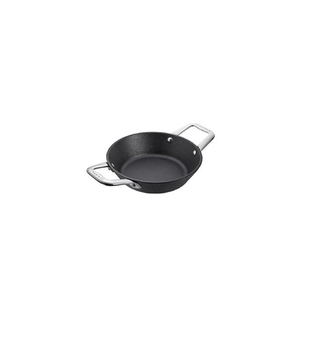 Онлайн каталог PROMENU: Сковорода для паэльи Scanpan MAITRE D, диаметр 16 см, высота 5 см, черный Scanpan 97151600