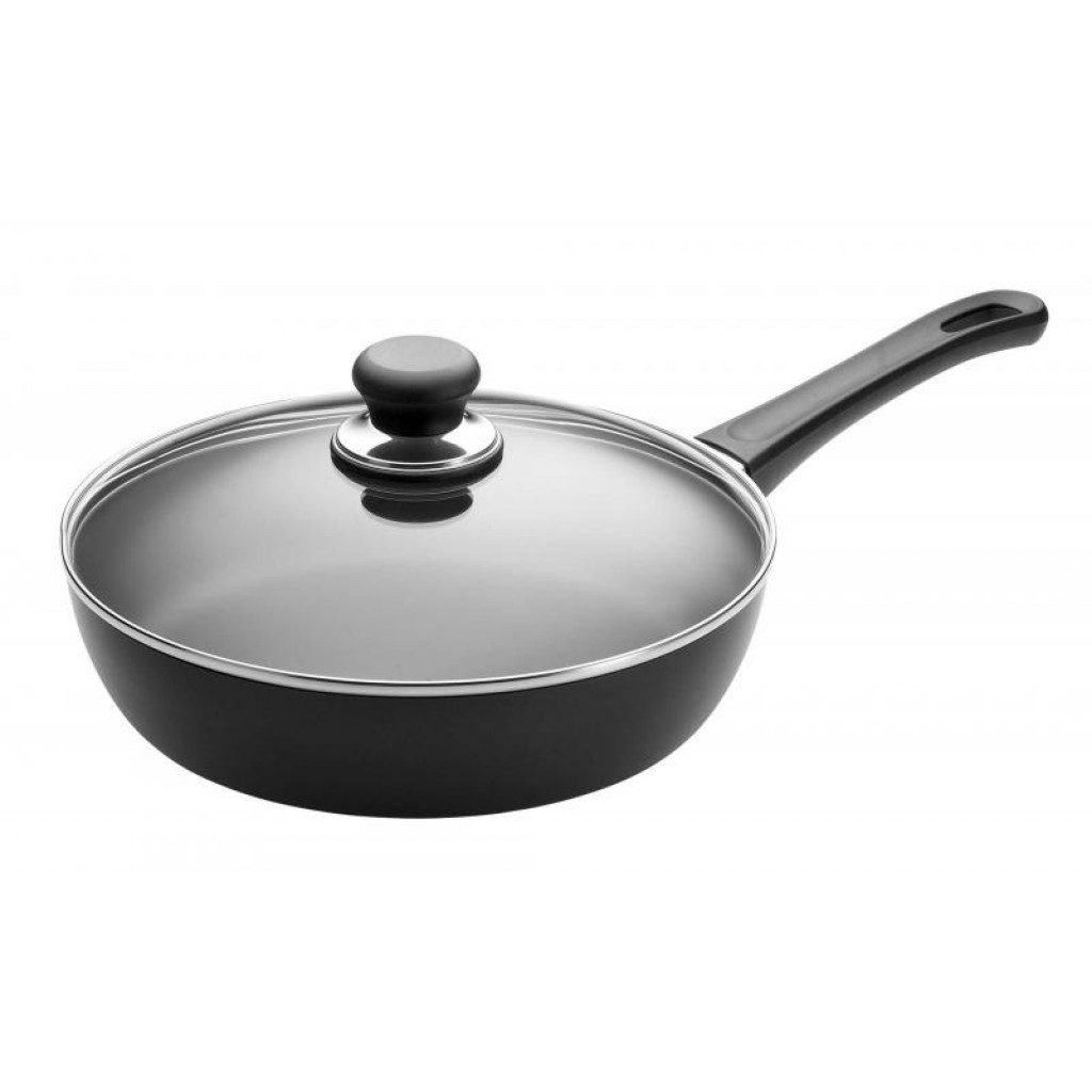 Онлайн каталог PROMENU: Сковорода с антипригарным покрытием и крышкой Scanpan Classic, 28 см                               28101200