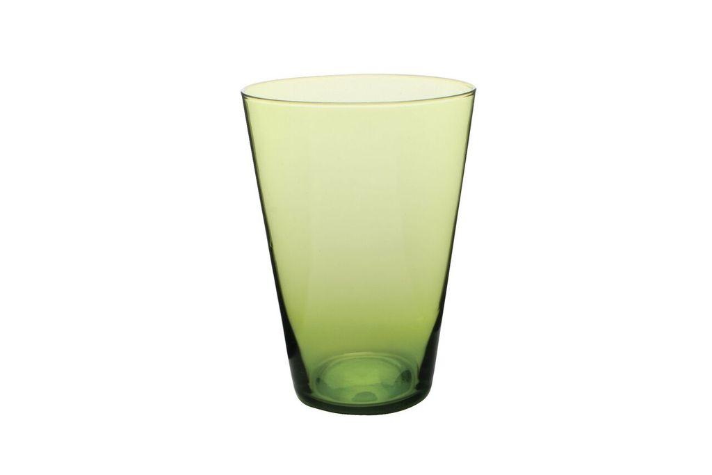 Онлайн каталог PROMENU: Стакан Canvas Home, диаметр 7,6 см, высота 11,4 см, зеленый Canvas Home G91-GR