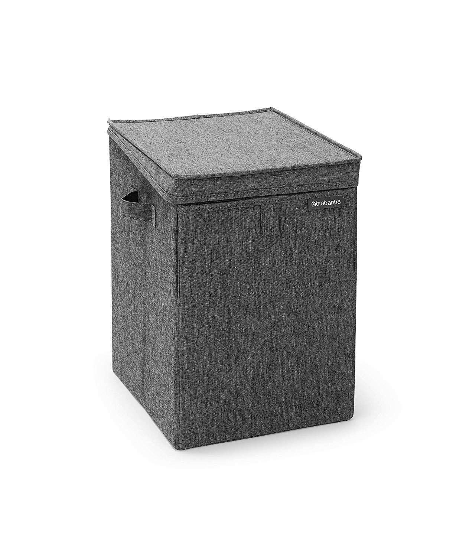 Онлайн каталог PROMENU: Сумка для белья модульная Brabantia, 35 л, светло-черный                               120442