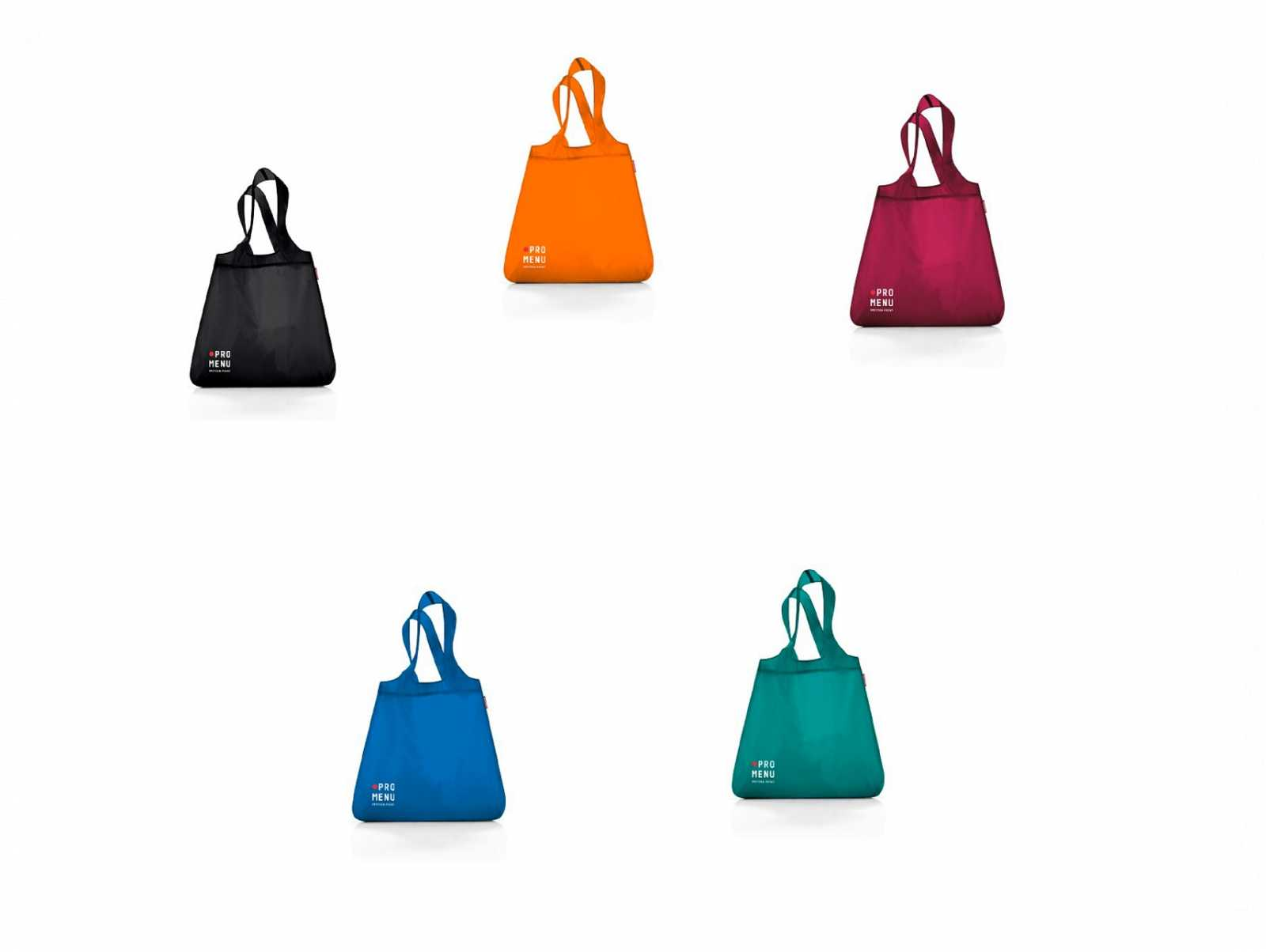 Онлайн каталог PROMENU: Сумка для шоппинга с лого Promenu Reisenthel Mini maxi shopper collection, 43,5 х 63 х 6 cм, цвет в ассортименте Reisenthel AT 0002LOGO