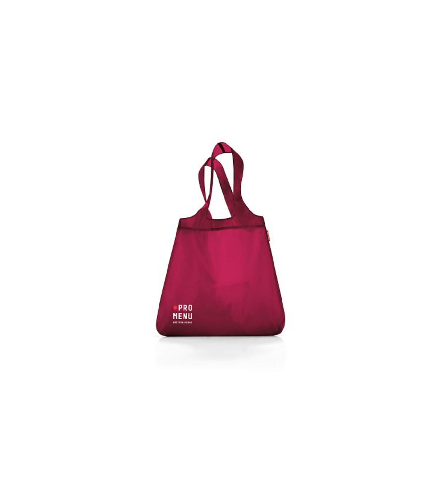 Сумка для шоппинга с лого Promenu Reisenthel Mini maxi shopper collection, 43,5 х 63 х 6 cм, цвет в ассортименте Reisenthel AT 0002LOGO фото 3