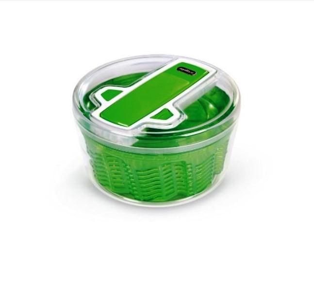 Онлайн каталог PROMENU: Сушка для зелени Zyliss Smart Touch 20x20x14 см, зеленая                                   E940007