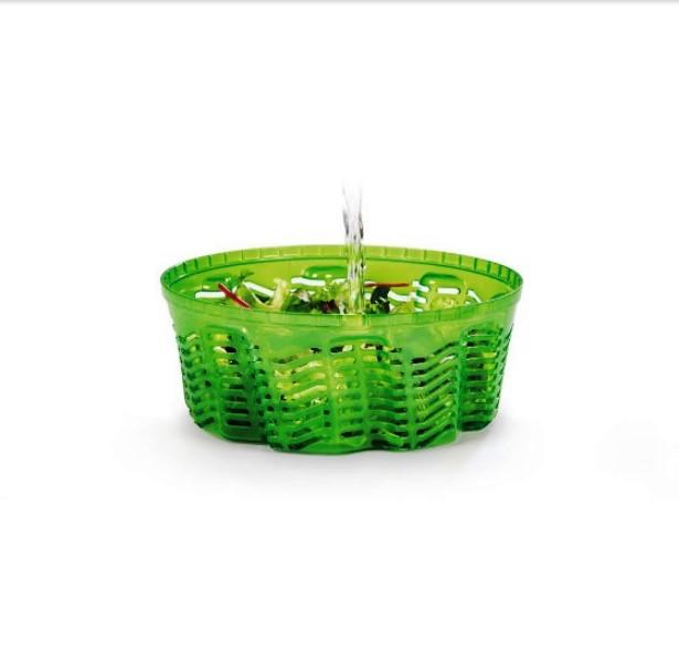 Сушка для зелени Zyliss Smart Touch 20x20x14 см, зеленая Zyliss E940007 фото 4
