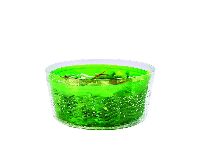 Сушка для зелени Zyliss Smart Touch 20x20x14 см, зеленая Zyliss E940007 фото 7