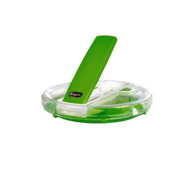 Сушка для зелени Zyliss Smart Touch 20x20x14 см, зеленая Zyliss E940007 фото 8