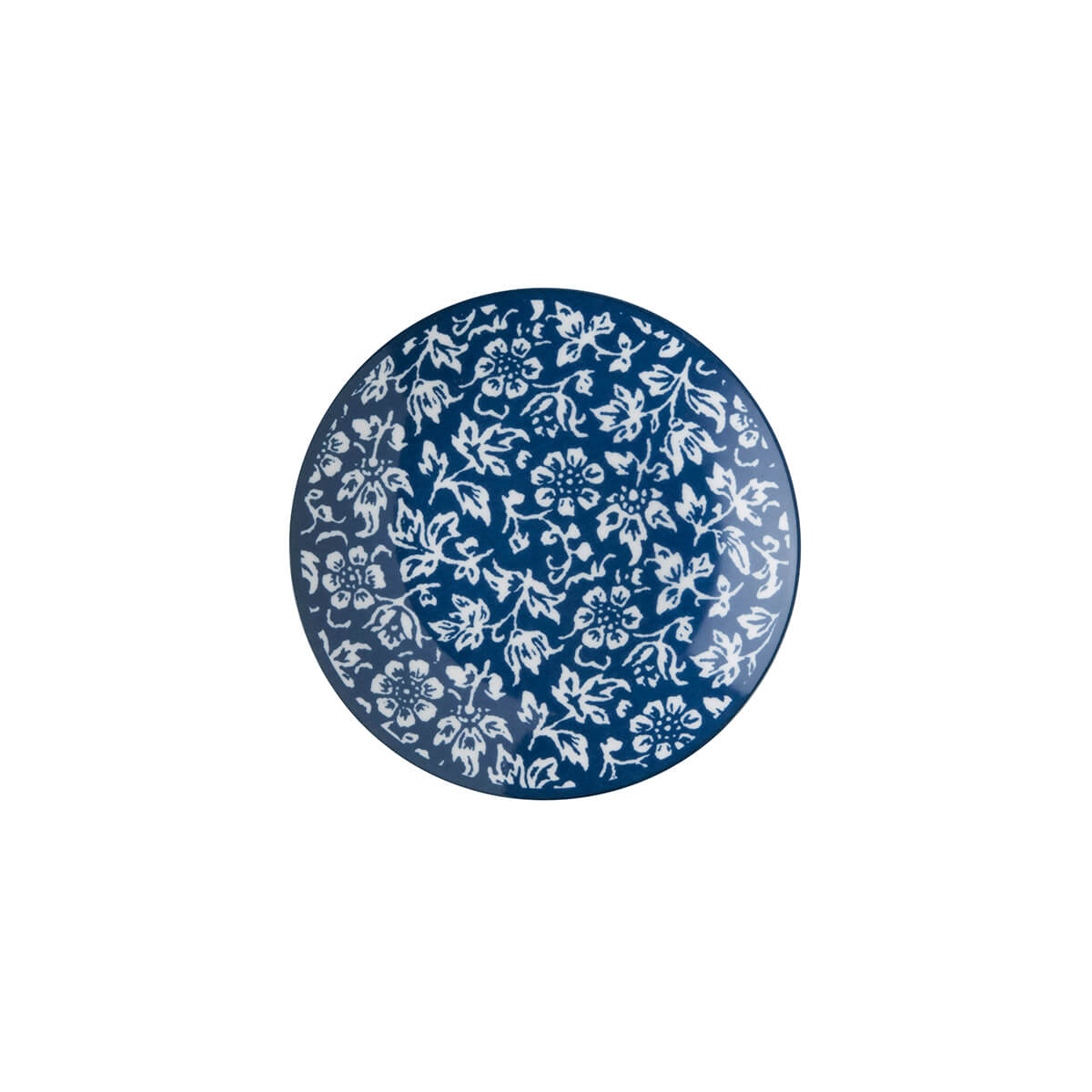 Онлайн каталог PROMENU: Тарелка маленькая фарфоровая Laura Ashley BLUEPRINT, 12 см, синий в мелкий цветок                               178273