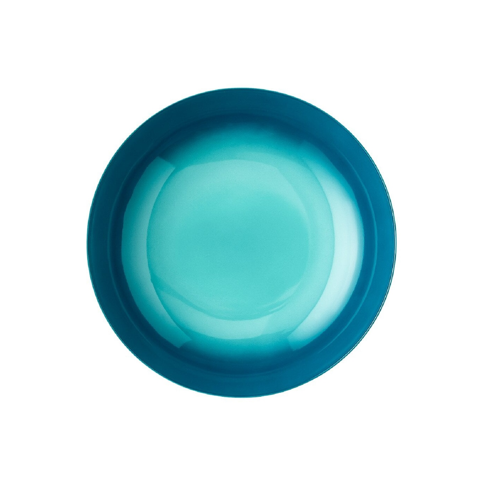 Онлайн каталог PROMENU: Тарелка глубокая фарфоровая Rosenthal Thomas BECOLOUR, диаметр 22 см, синий Rosenthal 10700-408729-10322