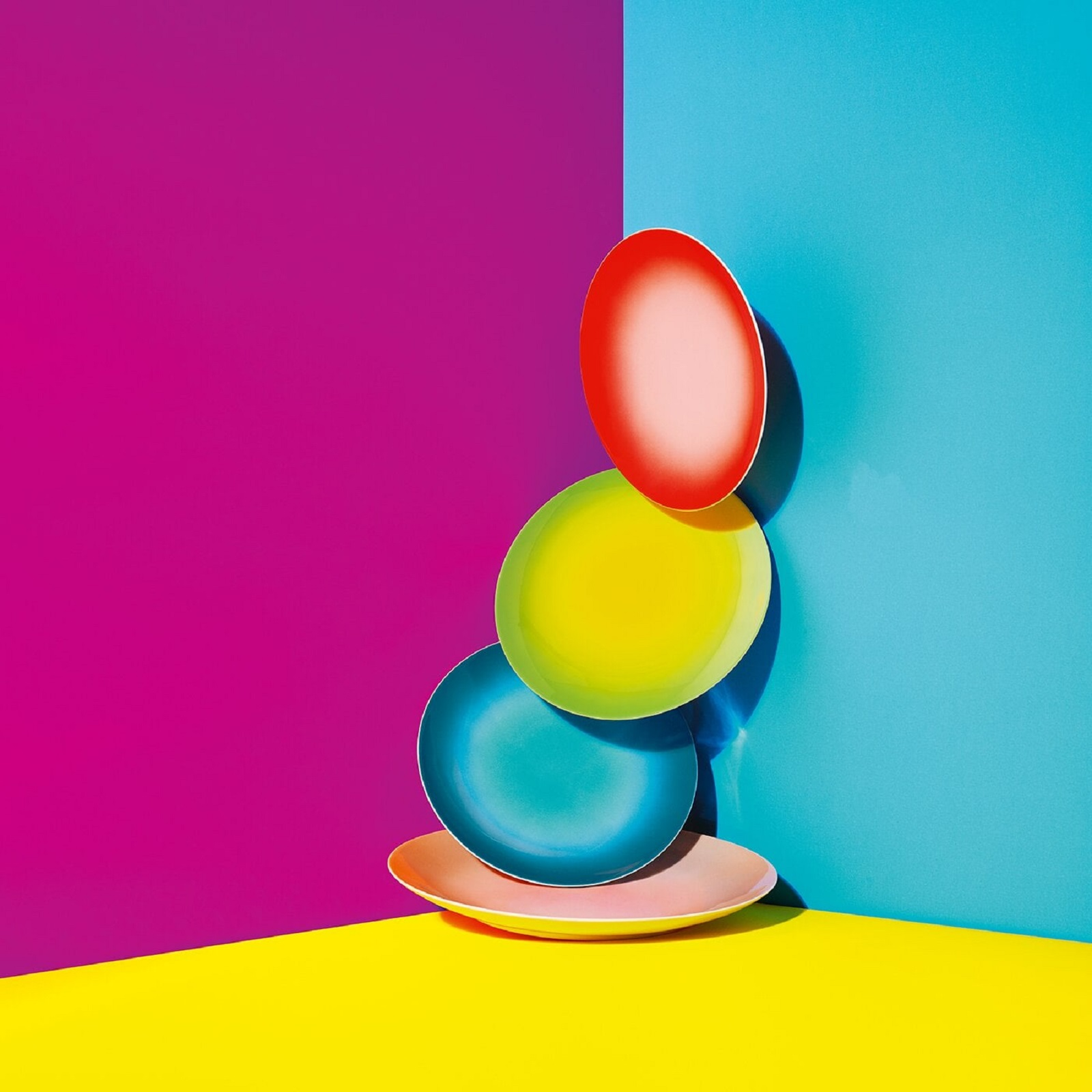 Тарелка глубокая фарфоровая Rosenthal Thomas BECOLOUR, диаметр 22 см, синий Rosenthal 10700-408729-10322 фото 2