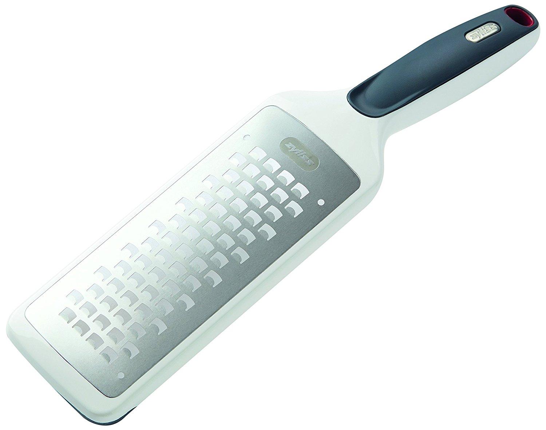 Онлайн каталог PROMENU: Терка крупная Zyliss GRATERS, 8x9,5x36 см, белая Zyliss E900034