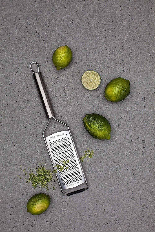 Терка мелкая Microplane PROFESSIONAL, 31,2x7,5x3 см, серебристый Microplane 38004 фото 1