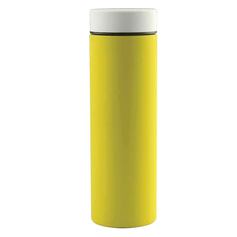 Онлайн каталог PROMENU: Термос Asobu LE BATON, 0,5 л, желтый Asobu LB17 YELLOW/WHITE