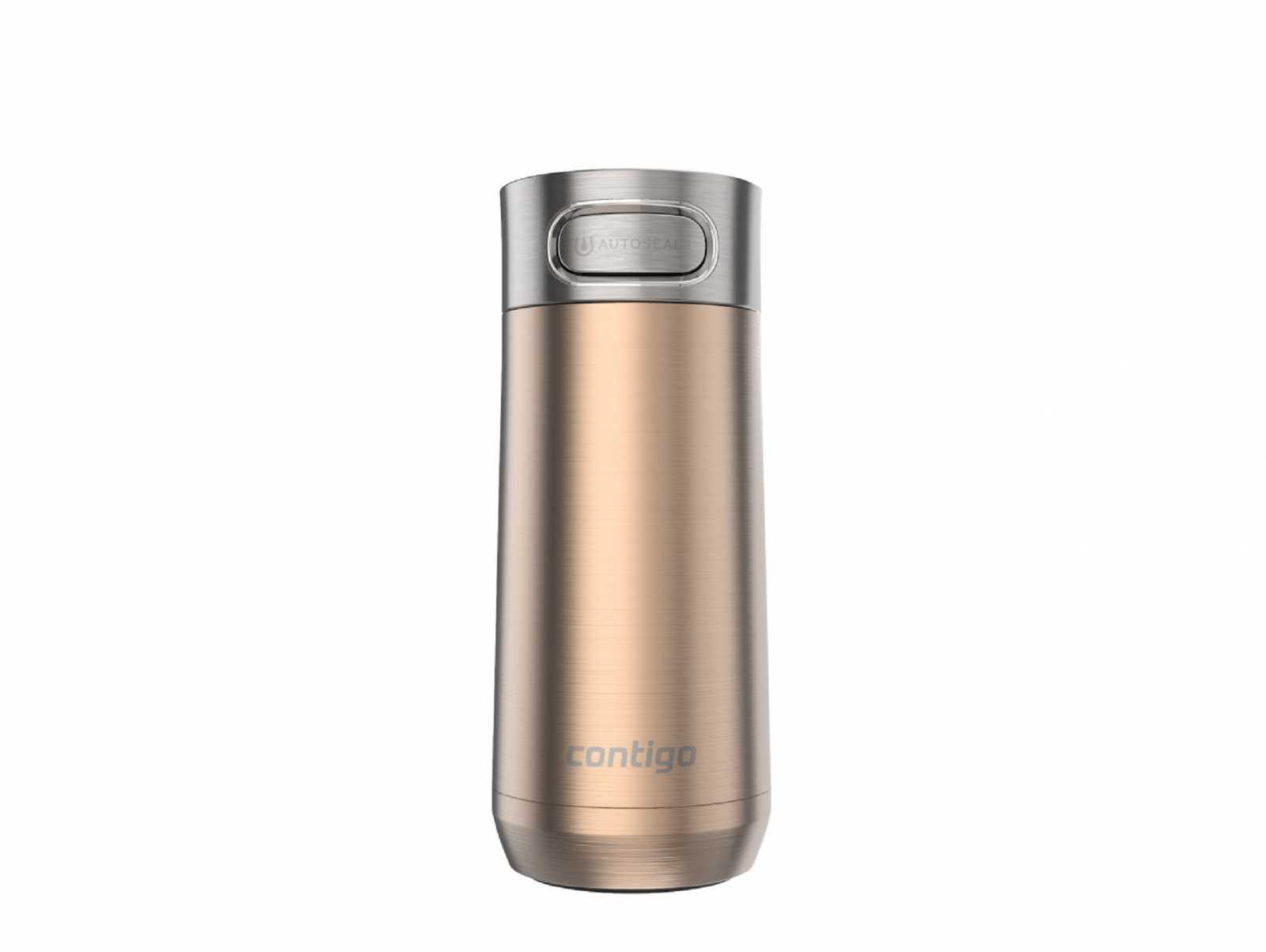 Онлайн каталог PROMENU: Термостакан Contigo LUXE White Zinfandel, объем 0,36 л, светло-розовый Contigo 2104542