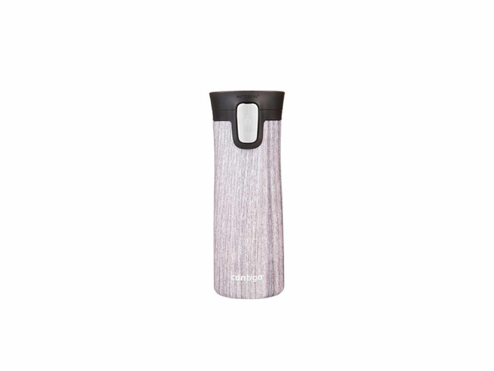 Онлайн каталог PROMENU: Термостакан Contigo PINNACLE COUTURE Blonde Wood, объем 0,42 л, светлый с рисунком                  Contigo 2104546